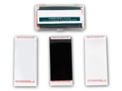 "Black Hinged Print Lifters - 2"" x 4"" - 12/box"