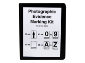 Photographic Evidence Marking Kit