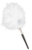 "8"" White Feather Brush