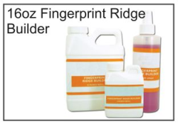 16oz Fingerprint Ridge Builder