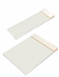 """2""""x6"""" Precut Latent Print Lifting Tape Pad"""