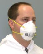 8247 Mask - Nuisance Odor/Dust MASK8247