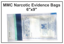 MMC Narcotic Evidence Bags 6 x 9