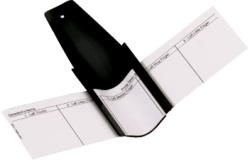 Postmortem Cardholder Postmortem Fingerprint Cardholder & Inking Tool