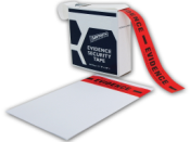 Sawtooth® Red/White Evidence Tape