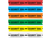 Blue & White Sawtooth® Write-On Security Tape - 5 rolls/case