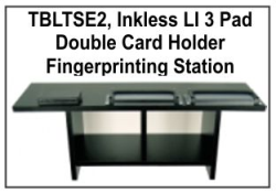 TBLTSE2 Tabletop Fingerprint Station