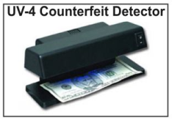 UV-4 Counterfeit Detector