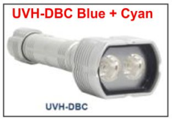 UVH-DBC Hammerhead Dual Forensic Light