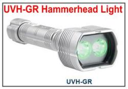UVH-GR, Hammerhead Forensic Light - Green