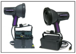 UV Long Wave Spot Lamp (Battery Powered)