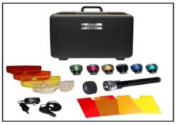 OPTIMAX Multi-Lite Forensic Lamp Kit